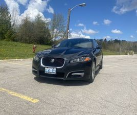 2012 JAGUAR XF PORTFOLIO 5.0L W/SPORT PKG | CARS & TRUCKS | OAKVILLE / HALTON REGION | KIJ