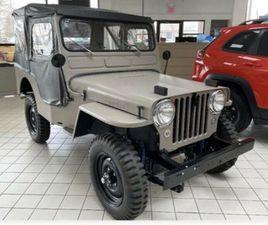 1951 JEEP WILLYS | CLASSIC CARS | CITY OF TORONTO | KIJIJI