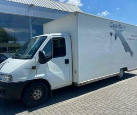 ② FOOD TRUCK CAMIONETTE MAGASIN 73.000 KM !! PERMIS B GARANTIE - FIAT