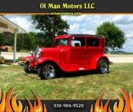 1928 FORD MODEL A STREET ROD, CLASSIC CAR, HOT ROD