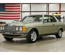 1982 MERCEDES-BENZ 280CE FOR SALE