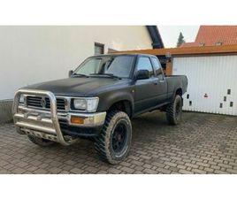 VOLKSWAGEN VW TARO 2.4D 4X4 TÜV 11/2021