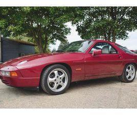 1991 PORSCHE 928 S4 AUTO