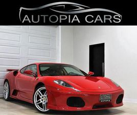 USED 2007 FERRARI F430 ACCIDENT FREE ***SOLD***SOLD***SOLD***