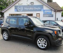 JEEP RENEGADE 1.6 MJET 120HP LONGITUDE FOR SALE IN DUBLIN FOR €17,950 ON DONEDEAL