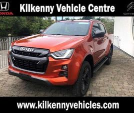 ISUZU D-MAX NEW MODEL CREW CAB FOR SALE IN KILKENNY FOR €42,450 ON DONEDEAL