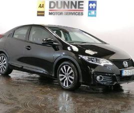 HONDA CIVIC I-DTEC SE PLUS NAV AA APPROVED FULL FOR SALE IN DUBLIN FOR €16,999 ON DONEDEAL