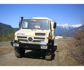 1990 MERCEDES-BENZ UNIMOG 1300L | CARS & TRUCKS | NELSON | KIJIJI