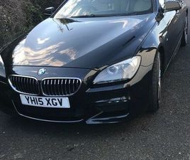 BMW, 6 SERIES, COUPE, 2015, SEMI-AUTO, 2993 (CC), 4 DOORS