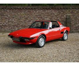 FIAT X 1/9 SPORT 1300 PREVIOUSLY RESTORED AND REVISED