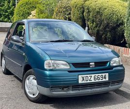 1997 SEAT AROSA 1.4 AUTOMATIC, MOT SEPTEMBER