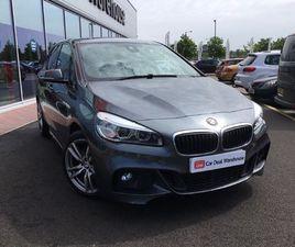 BMW 2 SERIES ACTIVE TOURER 2.0 218D M SPORT ACTIVE TOURER (S/S) 5DR
