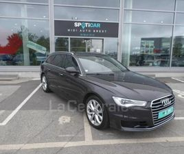 IV (2) AVANT 3.0 TDI 218 AMBITION LUXE S TRONIC