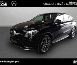 MERCEDES-BENZ GLE COUPE 350 D 258CH FASCINATION 4MATIC 9G-TRONIC EURO6C