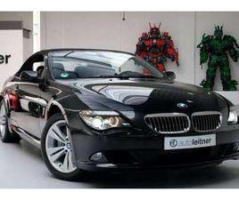 BMW 650 650I CABRIOLET E64 ORIGINEEL 41.000 KM
