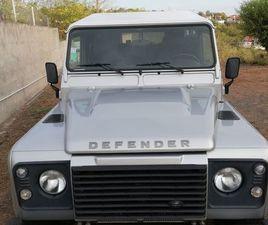 DEFENDER 2.2L TDCI CREW-CAB