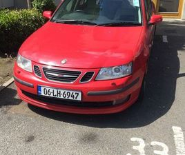 2006 SAAB 9-3 FOR SALE IN DUBLIN FOR €1,234 ON DONEDEAL