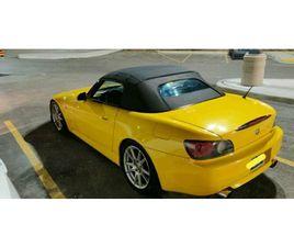 2001 AP1 HONDA S2000 SPA YELLOW   CARS & TRUCKS   MISSISSAUGA / PEEL REGION   KIJIJI