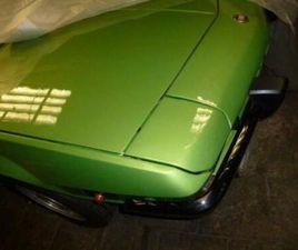 6 X FIAT X1/9 DIV BJ + DIV KLEUREN EN NIEUWE BERTONE X1/9