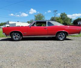 FOR SALE: 1966 PONTIAC GTO IN LINTHICUM, MARYLAND