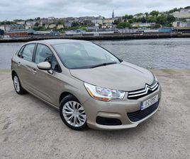 2011 CITROEN C4 PETROL NEW NCT 06-22 FOR SALE IN CORK FOR €5,950 ON DONEDEAL