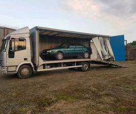 IVECO RECOVERY TRUCK FOR SALE IN MONAGHAN FOR €4,150 ON DONEDEAL