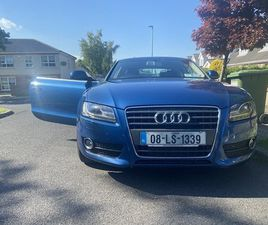 AUDI A5 SPORT COUPE FOR SALE IN DUBLIN FOR €4,800 ON DONEDEAL