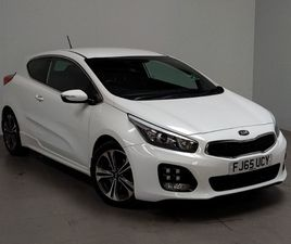 USED 2015 (65) KIA PRO CEED 1.0T GDI ISG GT-LINE 3DR IN DUNDEE