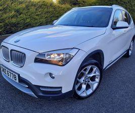 BMW X1 2.0 18D XLINE AUTO XDRIVE 5DR