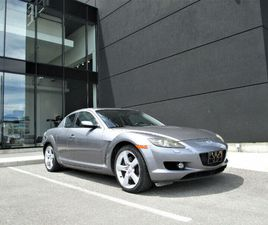 2005 MAZDA RX-8 GS COUPE 4 DOOR, 1.3L LEATHER/SUNROOF, CERTIFIED | CARS & TRUCKS | CITY OF