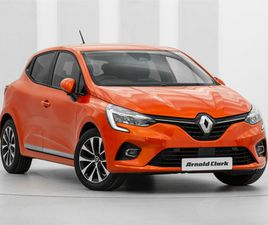 NEARLY NEW 21 RENAULT CLIO 1.6 E-TECH HYBRID 140 LAUNCH EDITION 5DR AUTO