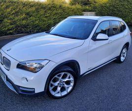 2013 BMW X1 2.0D X LINE X DRIVE