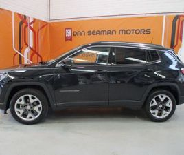 JEEP COMPASS 1.6 DIESEL LIMITED EDITION-SAT NAV-L FOR SALE IN CORK FOR €36,995 ON DONEDEAL