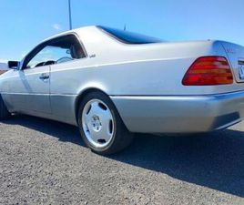 MERCEDES-BENZ S 600 W140 COUPE V12 408PS VOLLAUSSTATTUNG