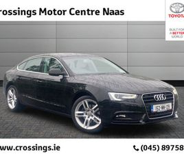 AUDI A5 FROM 71 PER WEEK SPORTBACK 2.0 TDI 136 FOR SALE IN KILDARE FOR €18,888 ON DONEDEAL