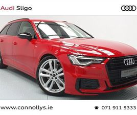 AUDI A6 AVANT 40 TDI 204HP S-T S LINE FOR SALE IN SLIGO FOR €69,950 ON DONEDEAL