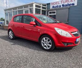 OPEL CORSA, 2010 1.3 CDTI 90PS FOR SALE IN GALWAY FOR €3,290 ON DONEDEAL