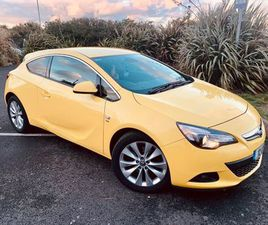 2012 OPEL ASTRA GTC NEW NCT 02.22 CHEAP TAX SWAP FOR SALE IN DUBLIN FOR €6,799 ON DONEDEAL