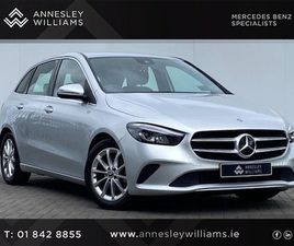 MERCEDES-BENZ B-CLASS SPORT EXECUTIVE B180 7G-DCT FOR SALE IN DUBLIN FOR €34,950 ON DONEDE
