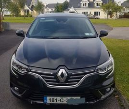 181 RENAULT MEGANE GRAND COUPE DYNAMIQUE AUTO FOR SALE IN KERRY FOR €16,000 ON DONEDEAL