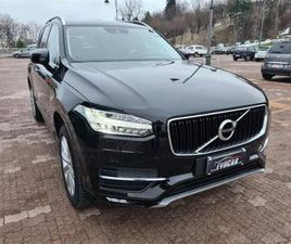 VOLVO XC90 D5 AWD 4X4 GEARTRONIC 7 P. DEL 2018