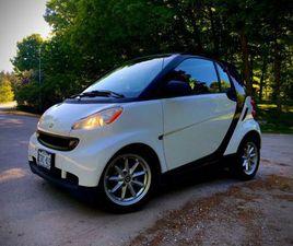 2008 SMART FORTWO PASSION   CARS & TRUCKS   BARRIE   KIJIJI
