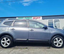 2010 NISSAN QASHQAI +2 FOR SALE IN WESTMEATH FOR €5,000 ON DONEDEAL