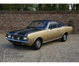 OPEL COMMODORE FULLY RESTORED, STUNNING CONDITION (1969)
