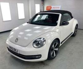 1.4 TSI 60S CABRIOLET 2DR