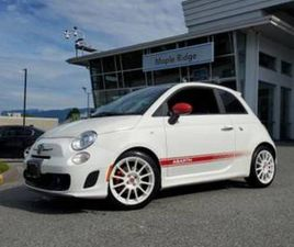 SUPER RARE FIAT 500 ABARTH ✅ EASY FINANCING AVAILABLE