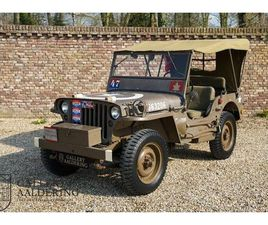 FORD JEEP WILLYS RESTORED CONDITION