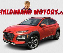 2018 HYUNDAI KONA ULTIMATE AWD   CARS & TRUCKS   HAMILTON   KIJIJI