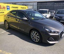 HYUNDAI I30 I 30 FASTBACK 5DR FINANCE AVAILABLE O FOR SALE IN DUBLIN FOR €18,499 ON DONEDE