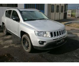 JEEP COMPASS 2.2I CRD 4X4 LIMITED